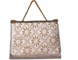 Galore Hand-held Bag (Silver)
