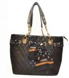 Women Trendz Shoulder Bag (Black)