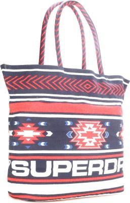 Superdry Tote(Navy/Coral)