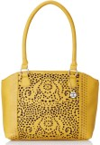 Donna & Drew Hand-held Bag (Yellow)