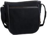 Needlecrest Messenger Bag (Black)