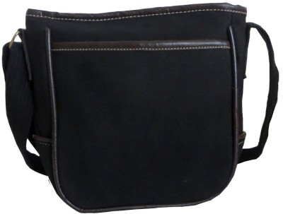 Needlecrest Messenger Bag(Black-01)