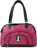 Coash Shoulder Bag (Pink, Black)