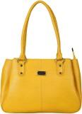 PurpleYou Hand-held Bag (Yellow)