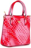 Penguin Hand-held Bag (Pink)