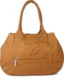 Alia Hand-held Bag (Tan)