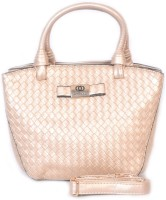 Frosty Fashion Tote(Golden)
