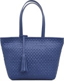 Urban Forest Hand-held Bag (Blue)