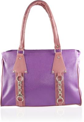 Regalovalle Shoulder Bag(Purple)