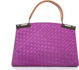 Dazz Hand-held Bag (Purple)