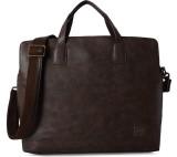 Baggit Hand-held Bag (Brown)