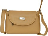 FD Fashion Shoulder Bag (Beige)
