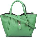 Legal Bribe Hand-held Bag (Green)