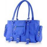 Indian Style Shoulder Bag (Blue)