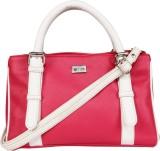 Beau Design Messenger Bag (Pink)