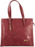 Zinnia Hand-held Bag (Brown)