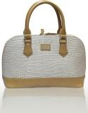 La Roma Hand-held Bag (Beige)
