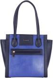 Bern Hand-held Bag (Black, Blue)