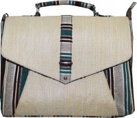 Aazi Shoulder Bag(ivory)