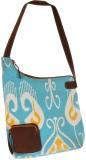 Mankha Shoulder Bag (Blue)