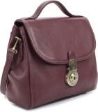Hidesign Hand-held Bag (Maroon)