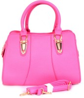 Frosty Fashion Tote(Pink)