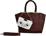 Meraki Accessories Shoulder Bag (Brown)
