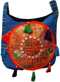 Polkakart Messenger Bag