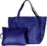 Kalon Hand-held Bag (Blue)