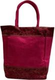 Indha Craft Tote (Pink)