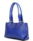 The Pari Hand-held Bag (Blue)
