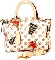 Frosty Fashion Shoulder Bag(Pink)