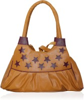 Odin Hand-held Bag(Brown)