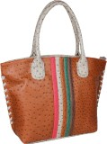 Pede Milan Shoulder Bag (Tan)