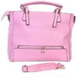 Frosty Fashion Shoulder Bag (Pink)