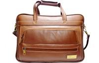 Sophia Visconti Messenger Bag(Tan)