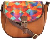 The Creative Hub Sling Bag (Multicolor)