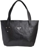Prado Paris Shoulder Bag (Black)