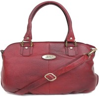 Bessel Hand-held Bag(Maroon)