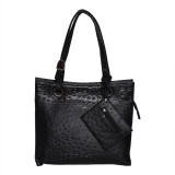 BeauIdeal Hand-held Bag (Black)