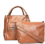 AQ Hand-held Bag (Brown)