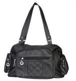 Monte Michelin Hand-held Bag (Black)