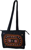 Muren Shoulder Bag (Black)