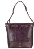 Adamis Hand-held Bag (Maroon)