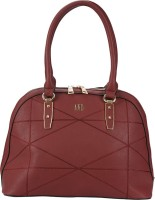 AND Hand-held Bag(DARK RED)