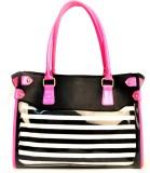 Zaera Hand-held Bag (Black)