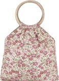 Miruna Designs Hand-held Bag (Beige, Pin...