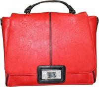 Aazi Shoulder Bag(Red,black)