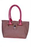Asterbell Hand-held Bag (Multicolor)