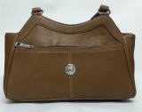 Sae Fashions Shoulder Bag (Brown)
